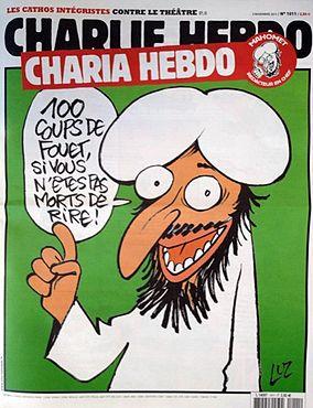 Charlie Hebdo - Charia Hebdo